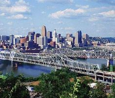 Cincinnati, OH - Lived there :)