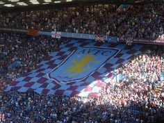 Aston Villa - Holte End at Villa Park