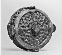 Viking box brooch, 9th - 11th Century