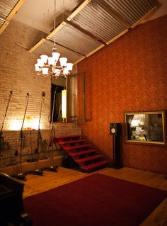 94d521d96 Vinegar Hill Sound in Brooklyn has its own special Act II. Recording Studio  Home