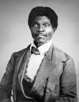 Dred Scott (1795-1858) Known For: Being a slave turned social activist Dred Scott was a slave for several owners before he tried to sue for his freedom in a Missouri Court. The case went all the way up to the Supreme Court where the ruling in Missouri that would have given him and his family freedom was overturned by the court. It is believed that this case was part of what motivated the Emancipation Proclamation by Abraham Lincoln.