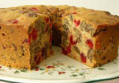 Fruitcake (a.k.a. Cherry Pecan Cake)... There is such a thing as good fruitcake. Yes, it's true. All it takes is one that is homemade using a tried and true recipe. It does not have mystery ingredients. The main ingredients are pecans, candied cherries, and pineapple preserves. How could that be anything but delicious? Just take a look: ...