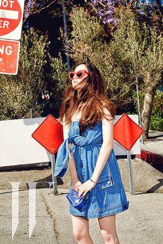 Krystal f(x) - W Magazine June 2014
