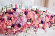 Christening, Floral Wreath, Restaurant, Wreaths, Home Decor, Crystal, Floral Crown, Decoration Home, Door Wreaths