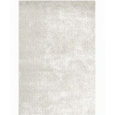 Found it at Wayfair.ca - Minimalism Solid White Area Rug