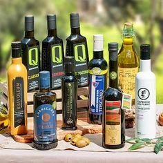 Olivenöl Set groß - DER FEINSCHMECKER Olio Award 2017 - Die 10 besten Öle der Welt
