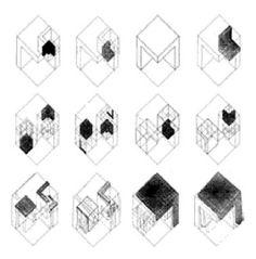 MY ARCHITECTURAL MOLESKINE®: PETER EISENMAN IN TOKYO: KOIZUMI LIGHTING THEATER