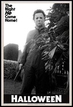 Michael Myers. Halloween.