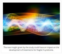 Study Gives New Genetic Insight to Fragile X Syndrome - pinned by @PediaStaff – Please Visit ht.ly/63sNtfor all our pediatric therapy pins