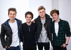 | THE VAMPS DISCUSS THE BRITS, ED SHEERAN AND THEIR RECORD LABEL! | http://www.boybands.co.uk