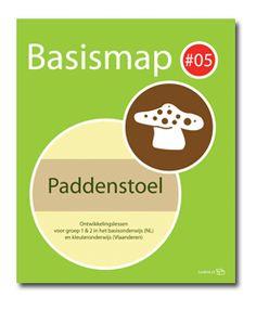 De Onderwijsstudio - Basismap Paddenstoel http://onderwijsstudio.nl/product/basismap-paddenstoel/