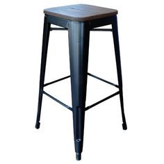 """You'll love the AmeriHome 30"""" Bar Stool at AllModern - With Great Deals on modern Dining & Kitchen  products and Free Shipping on most stuff, even the big stuff."""