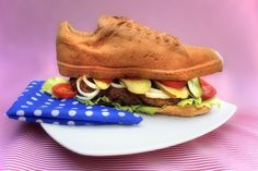 3D printed foods: The Shoeburger ??
