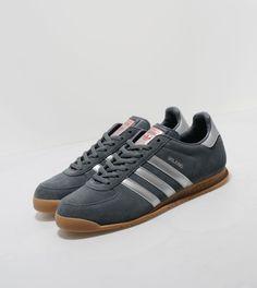4a2fd82fa26093 Adidas Originals Milano grey metallic silver gum Tenis Adidas