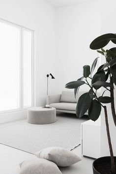 What lamp for my living room? Small Room Bedroom, Small Living Rooms, My Living Room, Living Room Decor, Minimal Living, Minimal Home, Minimal Decor, Compact Table And Chairs, Interior Minimalista