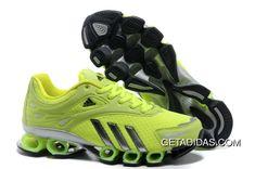 1bdc268d3aa14 Mens Best New Release Sneaker Abrasion Resistant Adidas Bounce Titan 6th VI  Sixth Netty Men Black Green Runn TopDeals