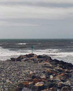 Borth Beach on a cold stormy day as winter approaches Beauty Art, Wales, Landscape Photography, Cold, Day, Beach, Winter, Nature, Travel
