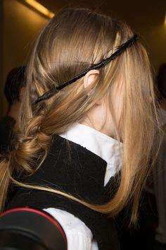 Paris Fashion Week A/W 16 Beauty Round-Up  - HarpersBAZAAR.co.uk