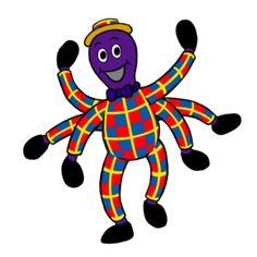 Wiggles Henry the Octopus Clip Art - Bing Blues Clues, Bing Video, Octopus, Smurfs, Clip Art, Fictional Characters, Calamari, Fantasy Characters, Diving Regulator