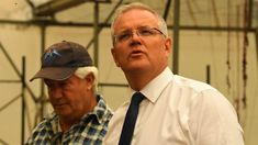Morrison fell for the same trap that caught George w Bush