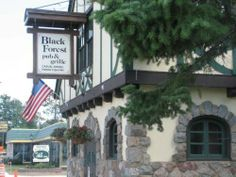 The Black Forest Pub and Grille in Three Lakes, WI Three Lakes, Family Vacations, Diners, Black Forest, Restaurant Bar, Wisconsin, Good Times, Places To Go, Restaurants