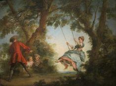 Nicolas Lancret (French, 1690–1743) «The Swing»