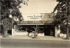 Park Ave Market (1925) by 47specialdeluxe, via Flickr