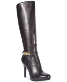 Jessica Simpson Avern Tall Platform Dress Boots - Shoes - Macy's