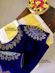 Pattu Saree Blouse Designs, Blouse Designs Silk, Designer Blouse Patterns, Bridal Blouse Designs, Simple Blouse Designs, Stylish Blouse Design, Work Blouse, Sarees, Blouses