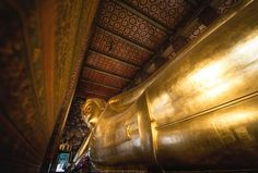 Details of Reclining Buddha  Travel photo by ZacharyVoo http://rarme.com/?F9gZi