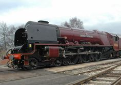 Full timings as the Duchess of Sutherland steam locomotive travels through Norfolk on Thursday Diesel, By Train, Train Tracks, Steam Trains Uk, Steam Railway, Train Service, Old Trains, British Rail, Train Pictures