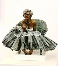 The Art World directory of artists from South Africa features South African artist Helena Vogelzang - Bronze Sculptures by Helena Vogelzang. South African Artists, Bronze Sculpture, Art World, Buddha, Sculptures, Statue, Sculpture