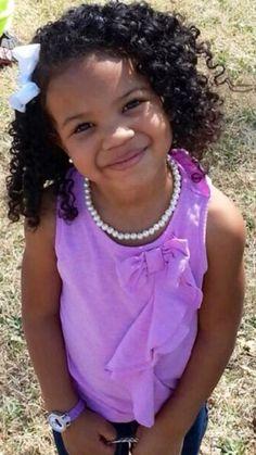 Jelly Soft Curls Kid! MJ Cutie!