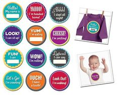 Sticky bellies milestones - Kids Product Directory