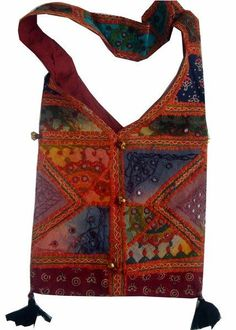 Bohemian Handmade Handbag