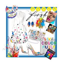 A fashion look from March 2018 featuring oscar de la renta dresses, Christian Louboutin and handbag purse. Browse and shop related looks. Larkspur & Hawk, Huda Beauty, Night Out, Tory Burch, Christian Louboutin, Fashion Looks, My Style, Polyvore, Shopping