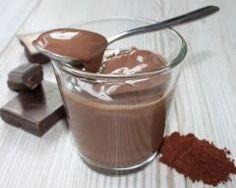 Crème au chocolat végétalienne et sans gluten Ingrédients
