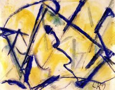 Abstraction by Christian Rohlfs