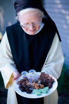Things to Do in Dubuque, Iowa | Midwest Living  Our Lady of the Mississippi Abbey  Cloistered nuns at Our Lady of the Mississippi Abbey churn out creamy confections -- 60,000 pound of caramels and 10,000 pounds of mint and hazelnut meltaways annually -- at this organic farm that's open for tours. (563) 556-6330; monasterycandy.com