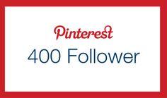 DANKE für 400 #Follower. <3