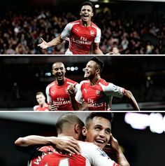Theo and Alexis.