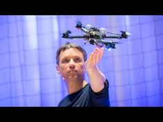 Raffaello D'Andrea: The Astounding Athletic Power of Quadcopters via TED