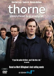 Thorne with David Morrissey British Crime and Mystery TV Series