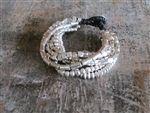 Bali Queen 6 Strand Multi Alloy Bracelet