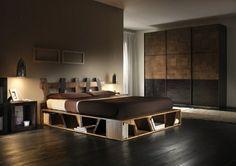 Bett aus paletten sofa aus paletten paletten bett möbel aus paletten zusammen schlafzimmer ideen NEU17
