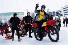 The International Arctic Winter Race