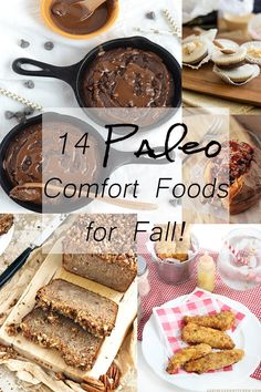 15 Paleo Comfort Food Recipes for Fall! | The Housewife in Training Files #paleo #comfortfood #fall