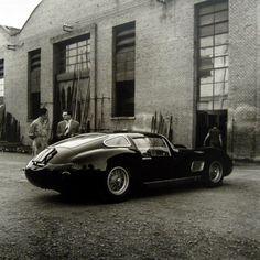Passion: Drive it, Photograph it, Race it — Maserati 450s Costin Zagato Coupe