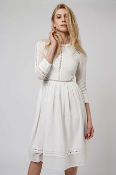 Puritan Midi Dress