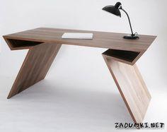 Xеbein: стол под углом от Флориана Каллуса